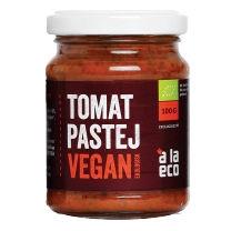 Bönpasta - tomatpastej vegan